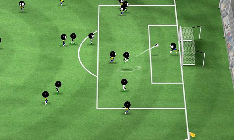 Stickman Soccer 2016 - Imagem 1 do software
