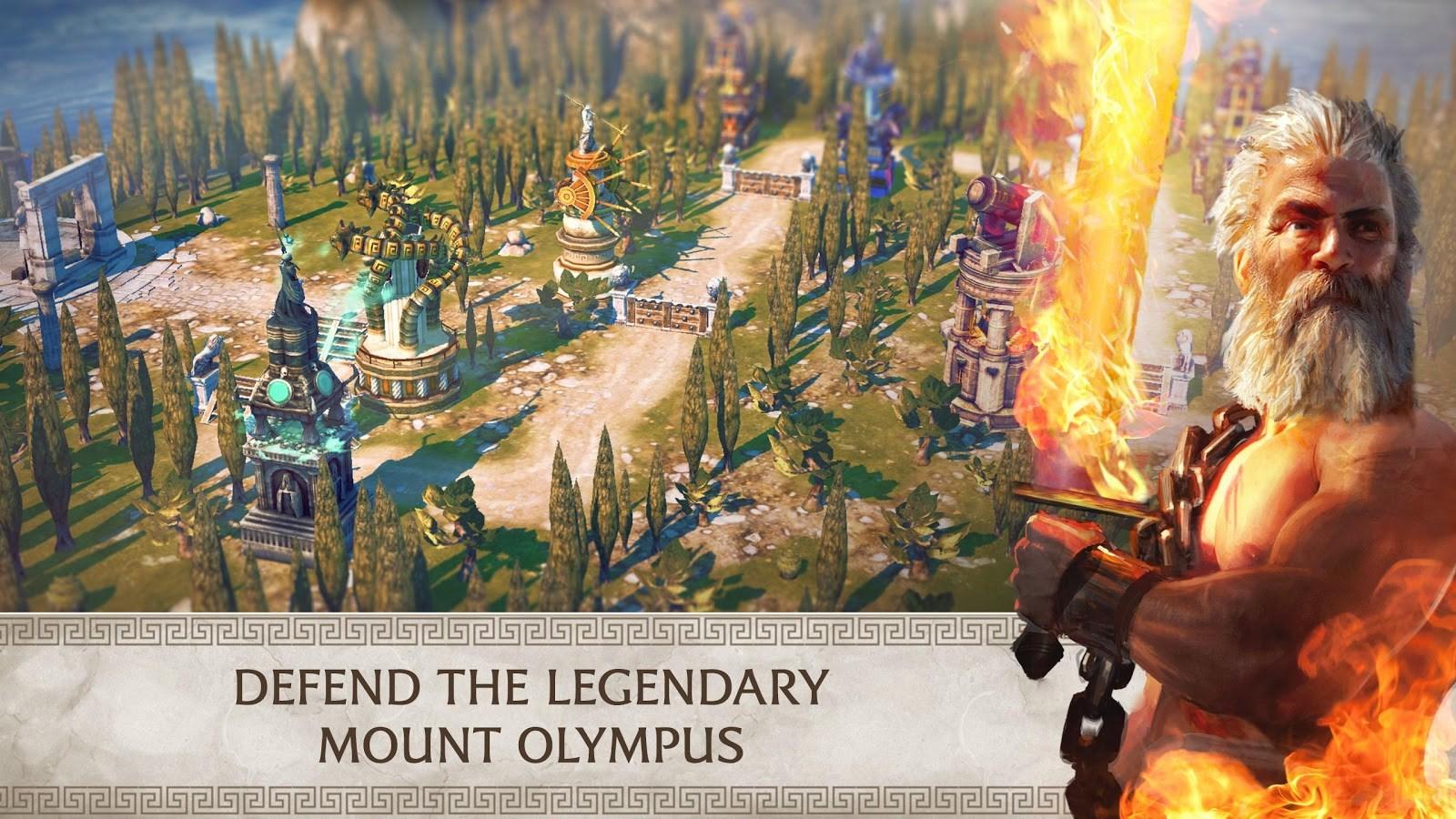 Olympus Rising - Imagem 2 do software