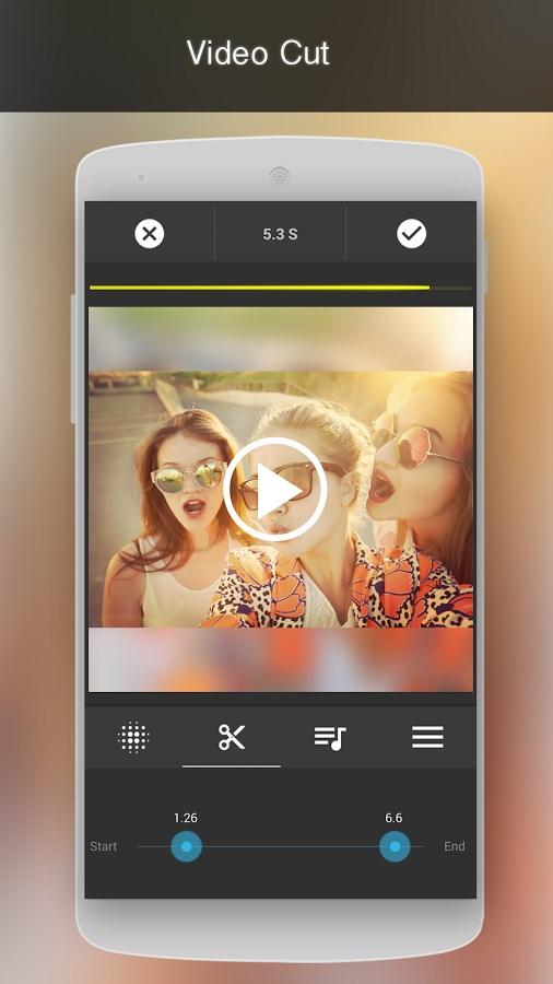 Square Video:Video Editor - Imagem 2 do software