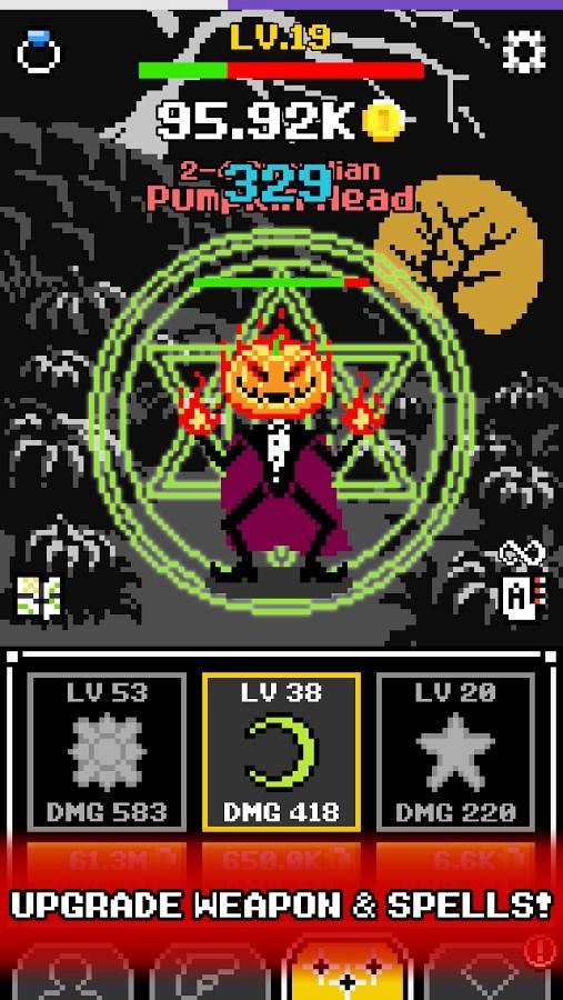Final Friday-Halloween Clicker - Imagem 2 do software