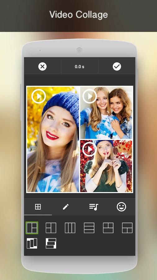 Video Collage: Mix Video&Photo - Imagem 1 do software