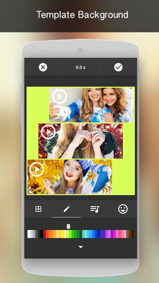 Video Collage: Mix Video&Photo - Imagem 2 do software