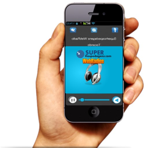 WebRádio Superhospedagens - Imagem 1 do software