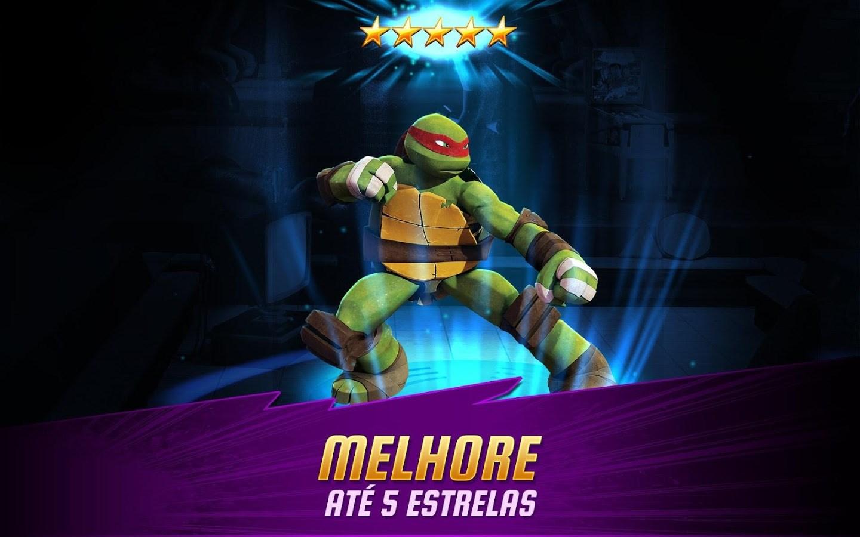 As Tartarugas Ninja: Lendas - Imagem 1 do software