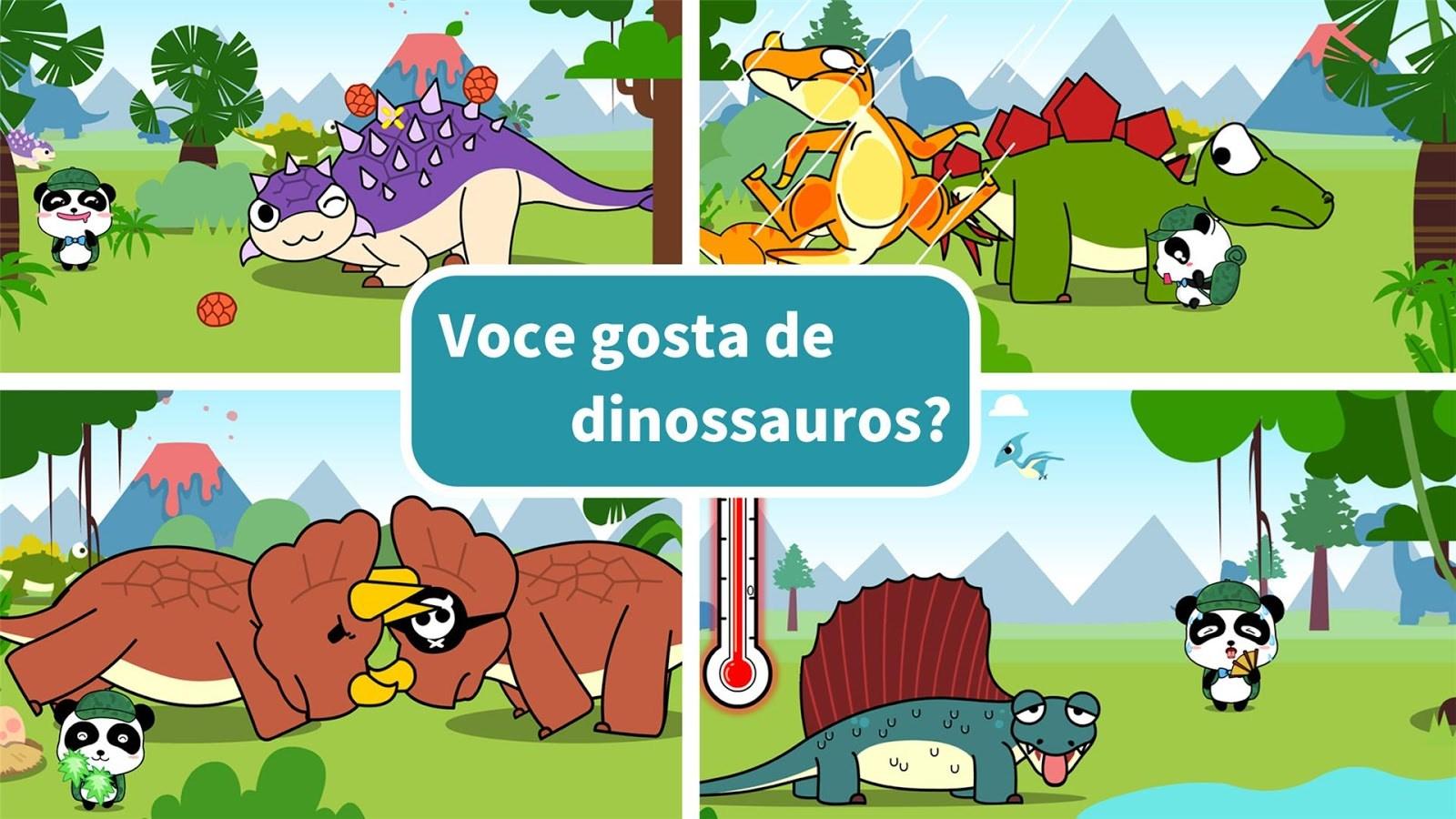 Dinossauros: Aventura Selvagem - Imagem 1 do software