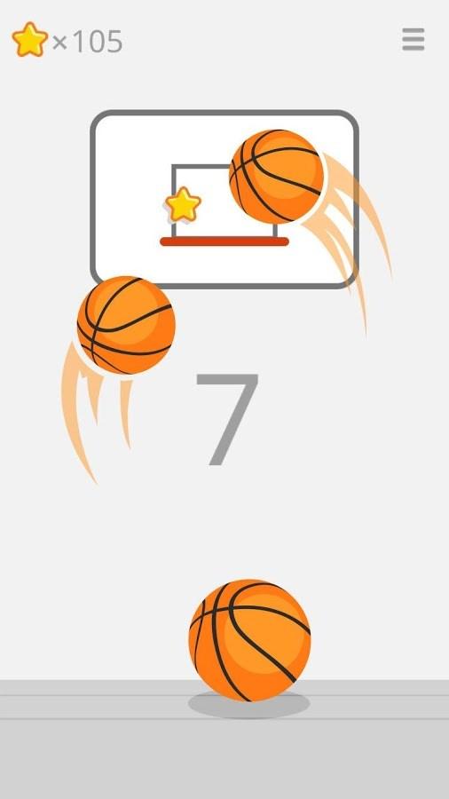 Ketchapp Basketball - Imagem 1 do software
