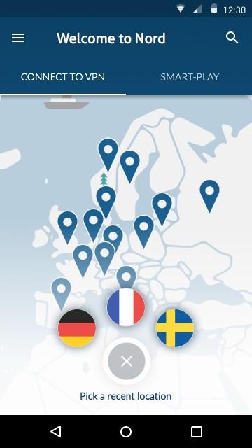 NordVPN - Imagem 1 do software
