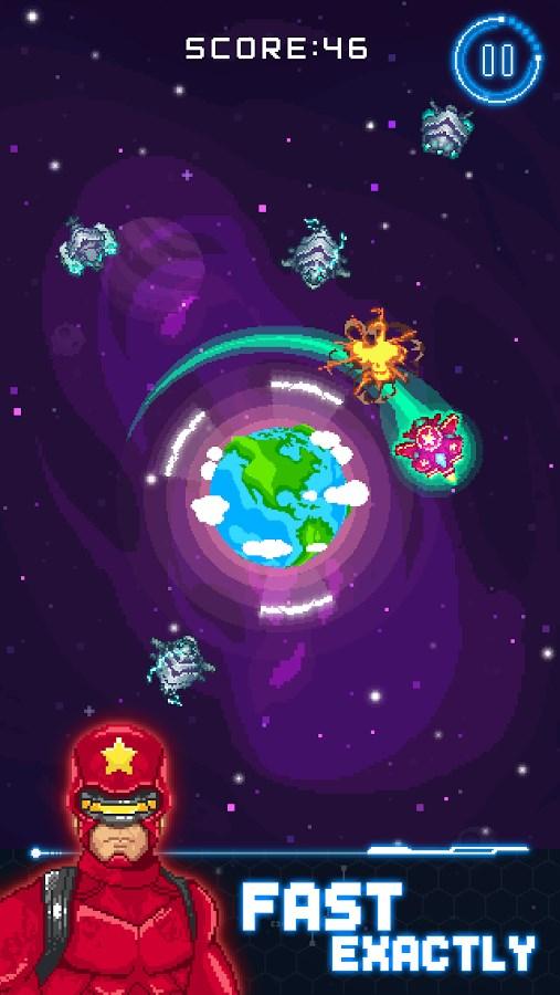 The Earth Has Fallen - Imagem 1 do software