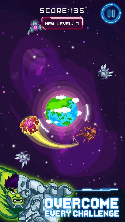 The Earth Has Fallen - Imagem 2 do software