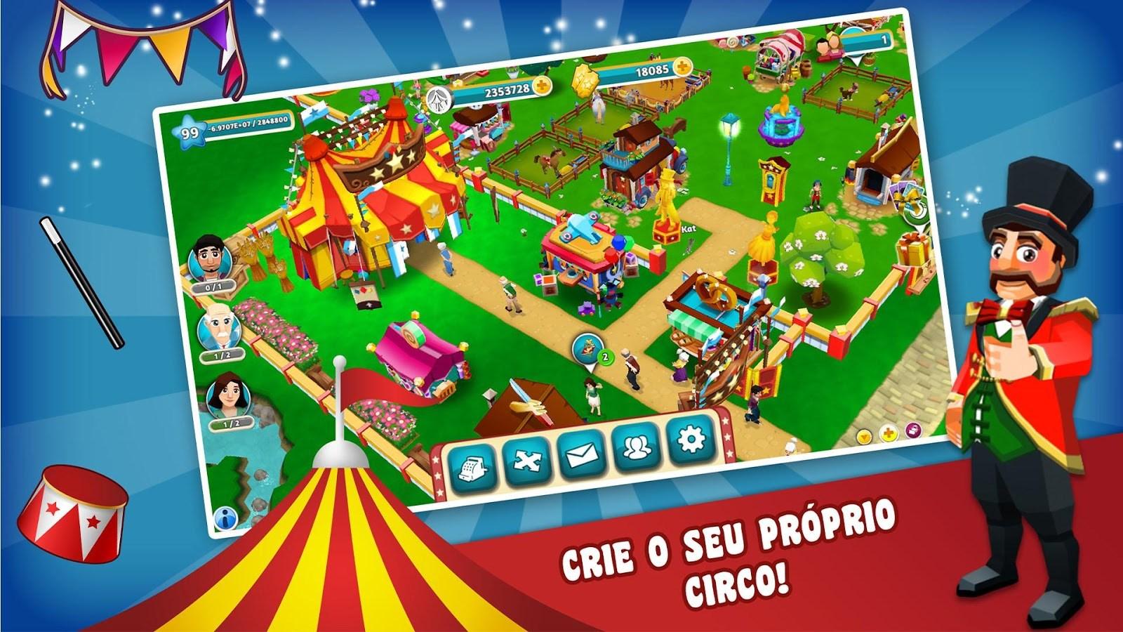 My Free Circus - Imagem 1 do software