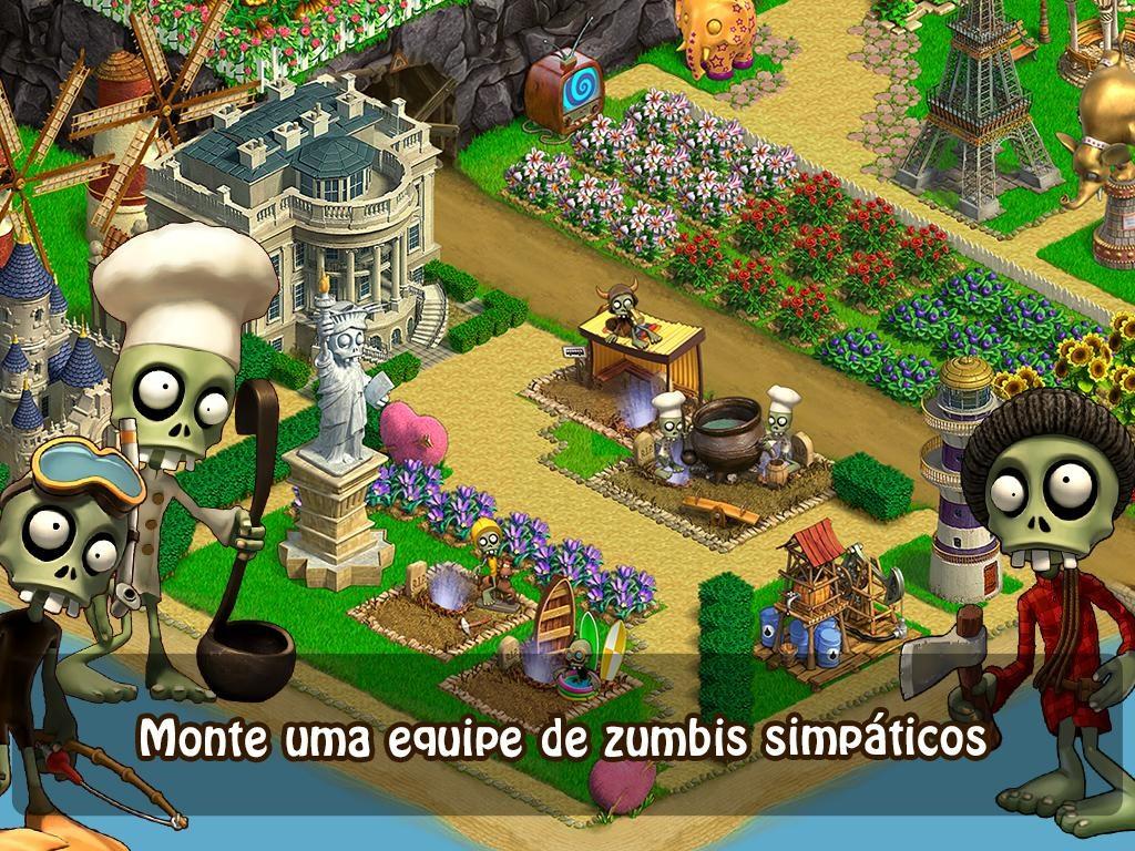 Zombie Castaways - Imagem 1 do software