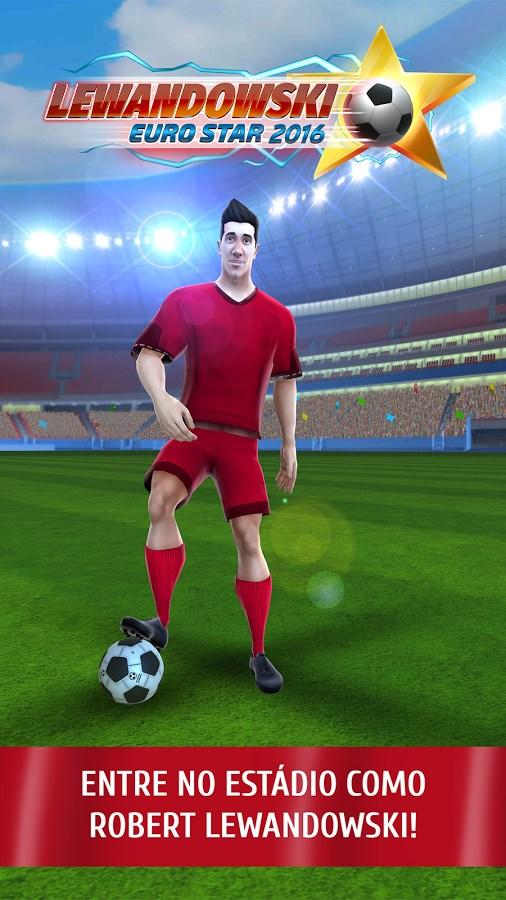 Lewandowski: Euro Star 2016 - Imagem 1 do software