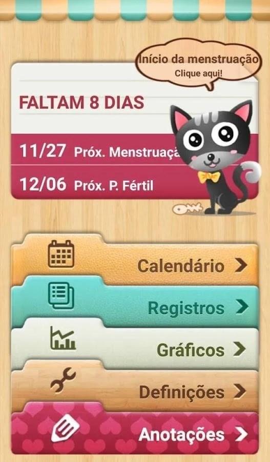 Calendário do Período - Imagem 1 do software