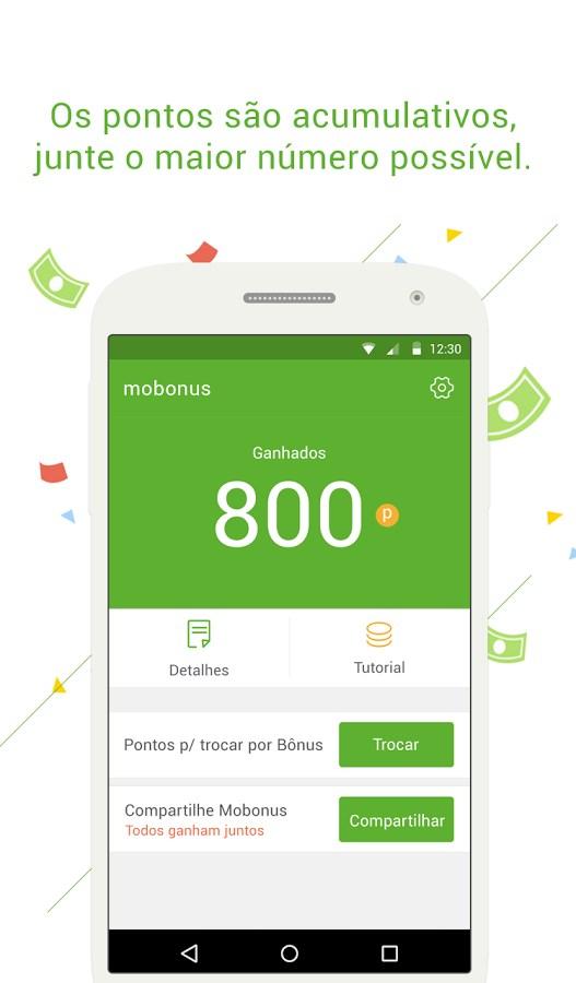 Mobonus - Ganhar bônus celular - Imagem 1 do software