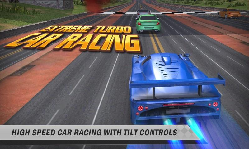 Extreme Racing Turbo Car - Imagem 1 do software