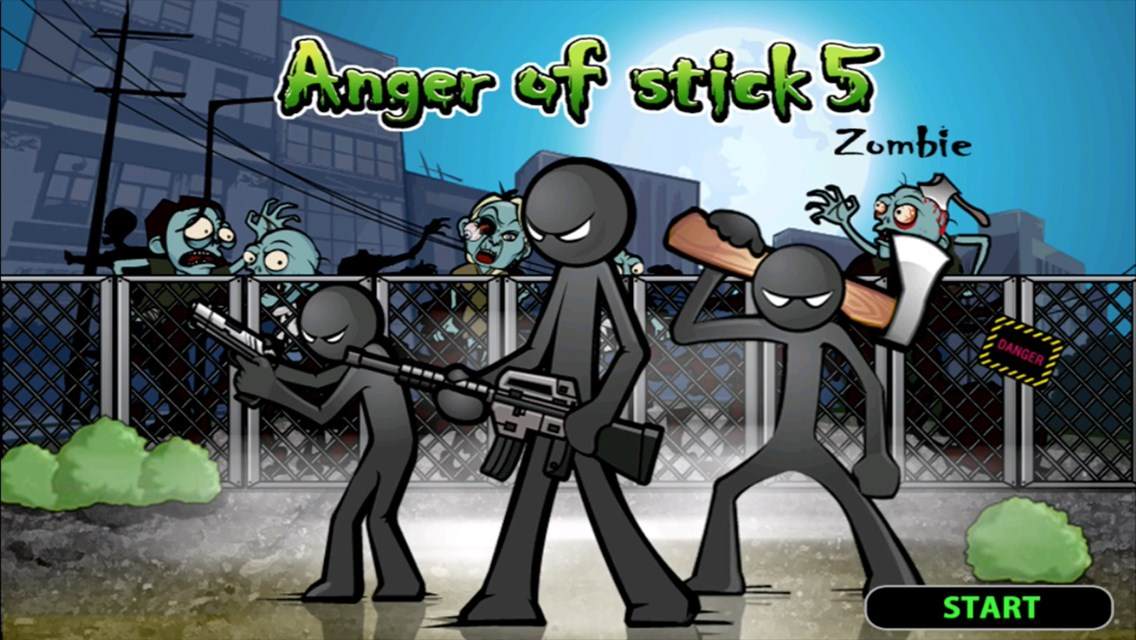Anger of Stick 5 - Imagem 1 do software