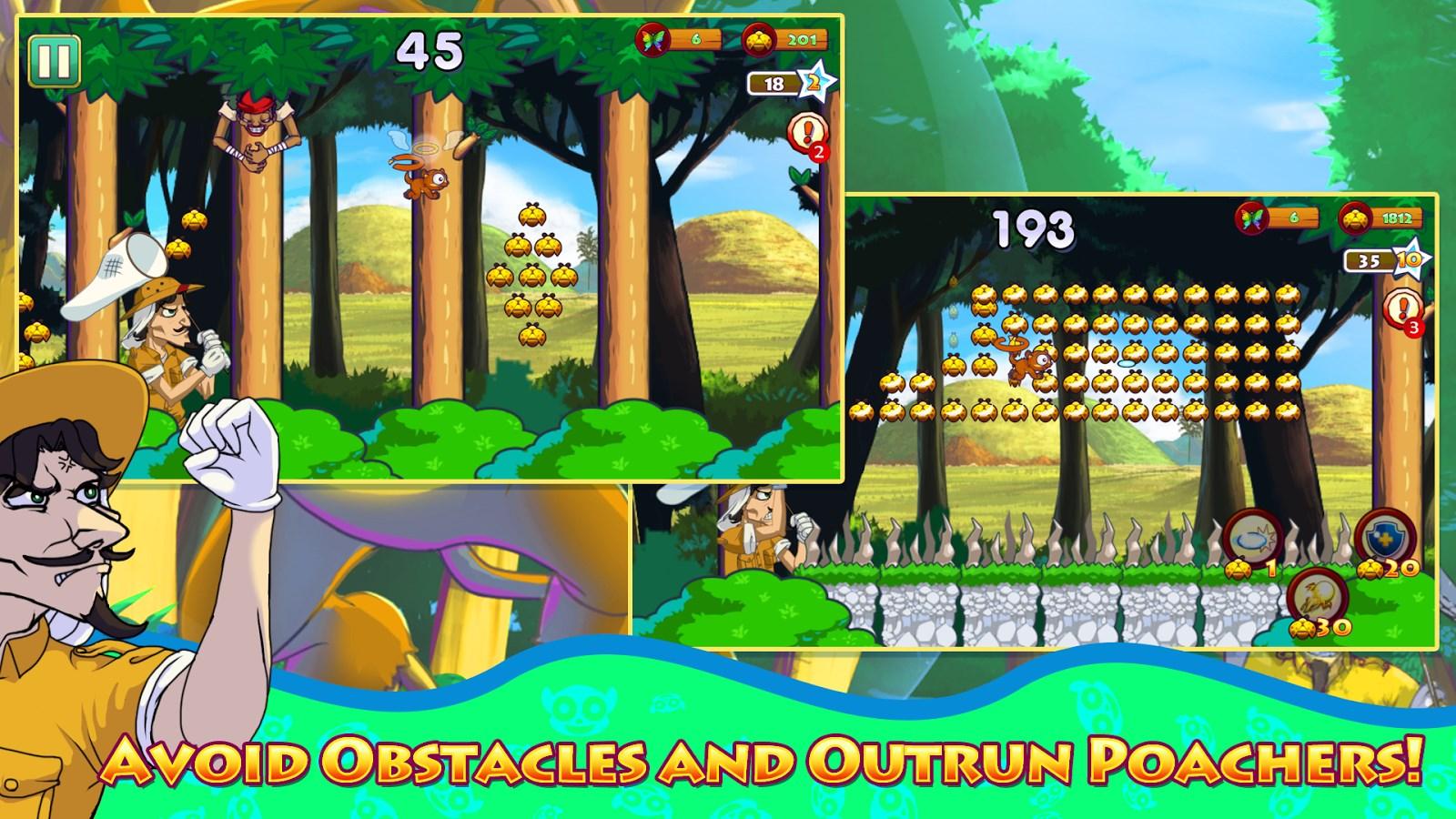 Tiny Monkey Escape - Imagem 1 do software