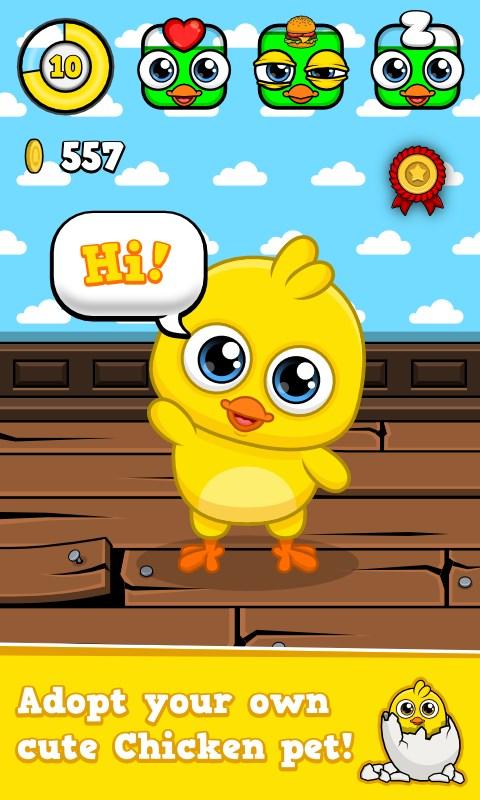 My Chicken - Virtual Pet Game - Imagem 1 do software