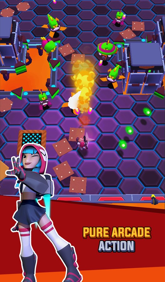 Frantic Shooter - Imagem 1 do software