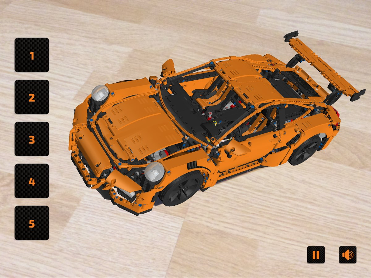 LEGO® Technic Ultimate - Imagem 1 do software