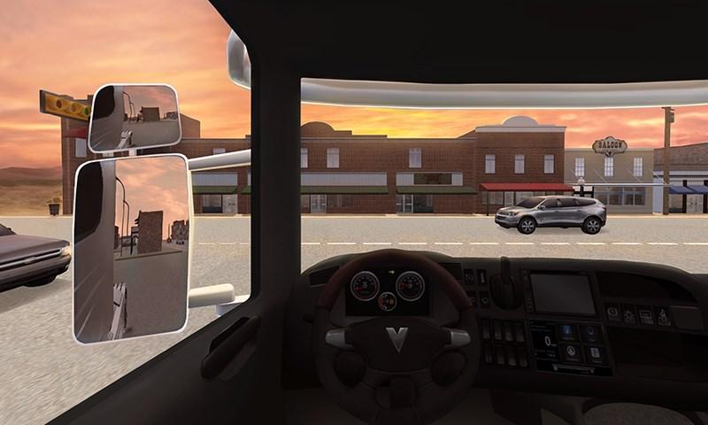 Truck 3D EUA Simulator 2016 - Imagem 1 do software