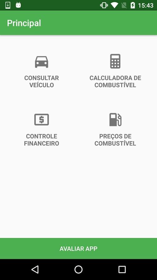 Consulta Placa Veículo - Imagem 1 do software