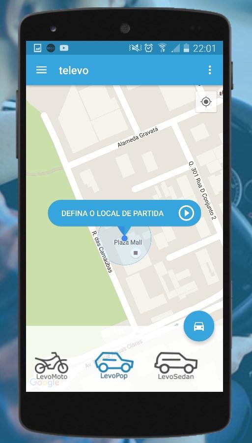 Televo - Imagem 2 do software