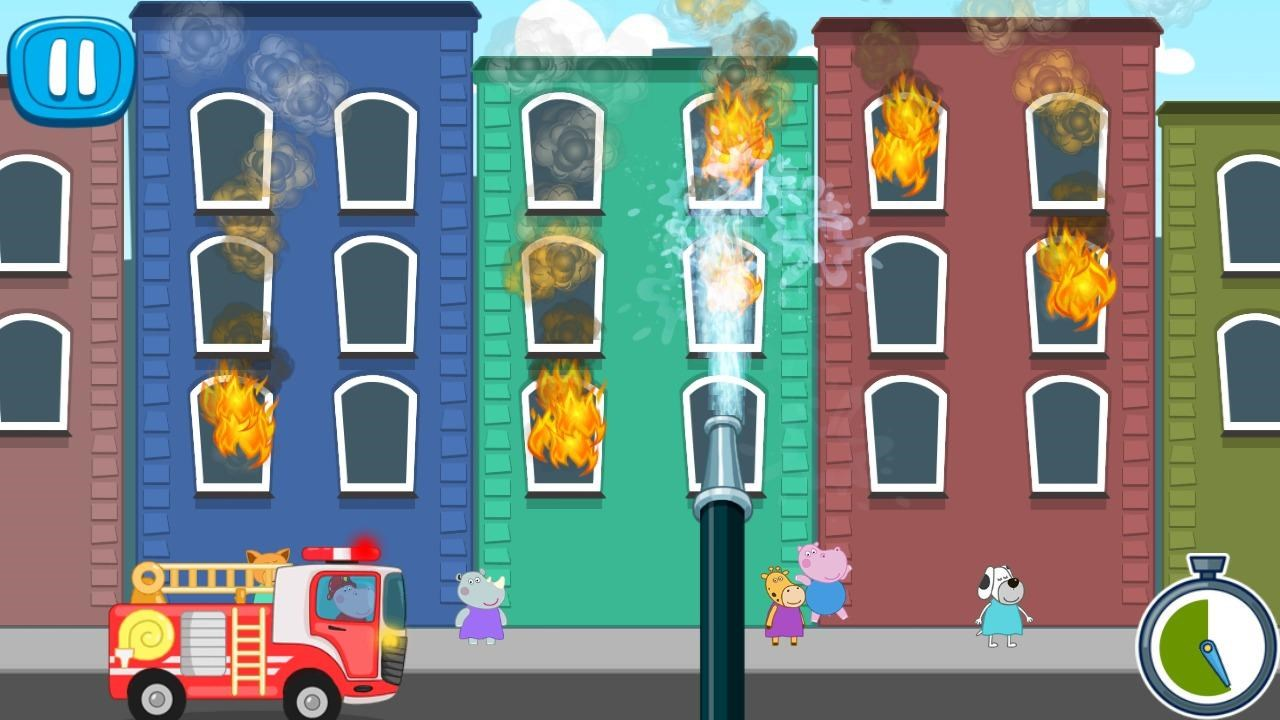 Kids Fire Patrol - Imagem 1 do software