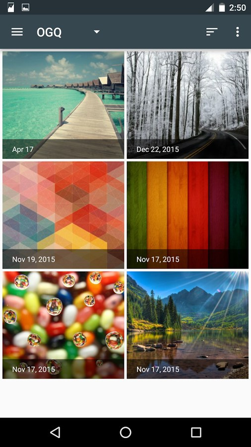 Lock Screen Wallpaper (pro) - Imagem 2 do software