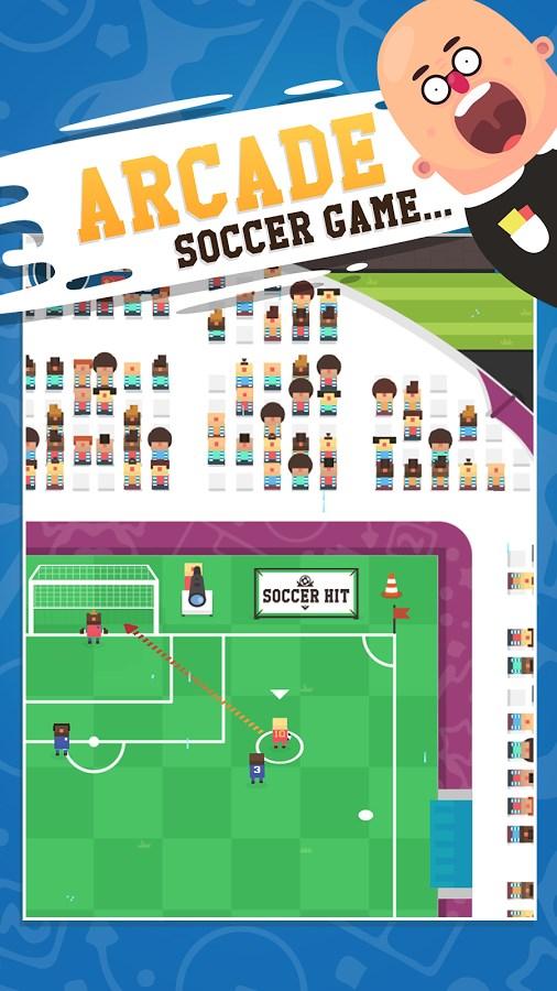 Soccer Hit - Copa Futebol - Imagem 1 do software