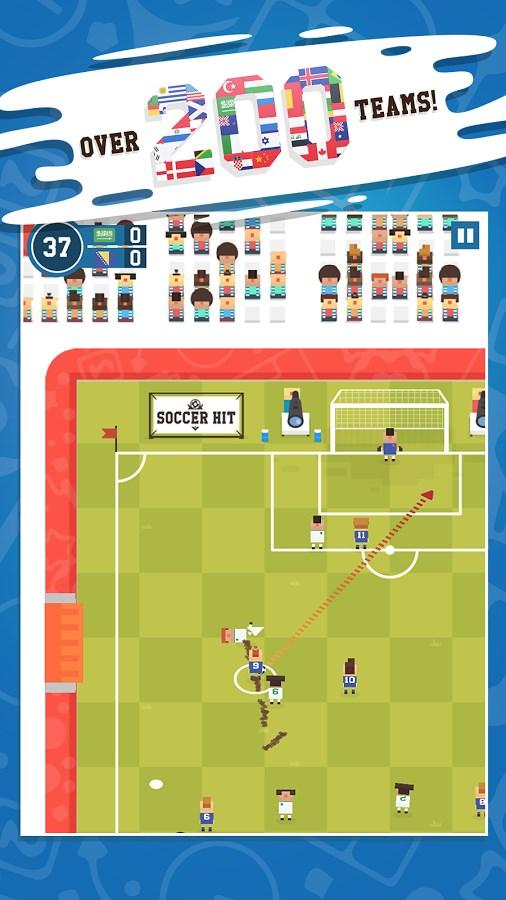 Soccer Hit - Copa Futebol - Imagem 2 do software