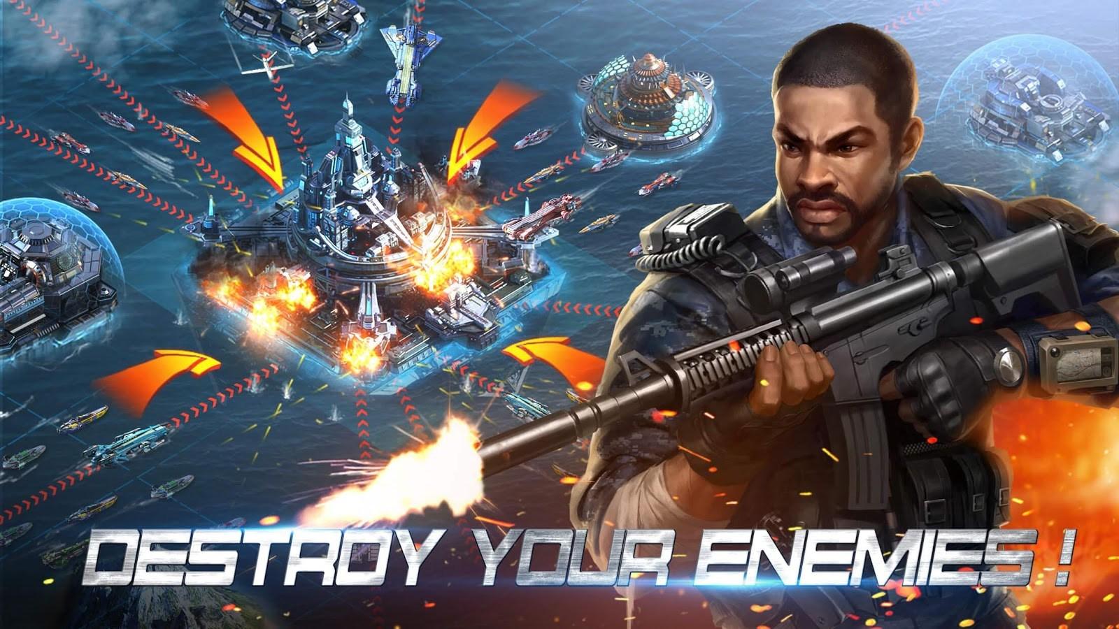 Battle Warships - Imagem 1 do software