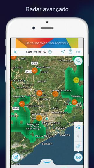 Storm - Radar, Storm Tracking - Imagem 1 do software