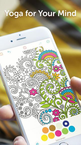 Recolor - Coloring Book For Adults - Imagem 2 do software