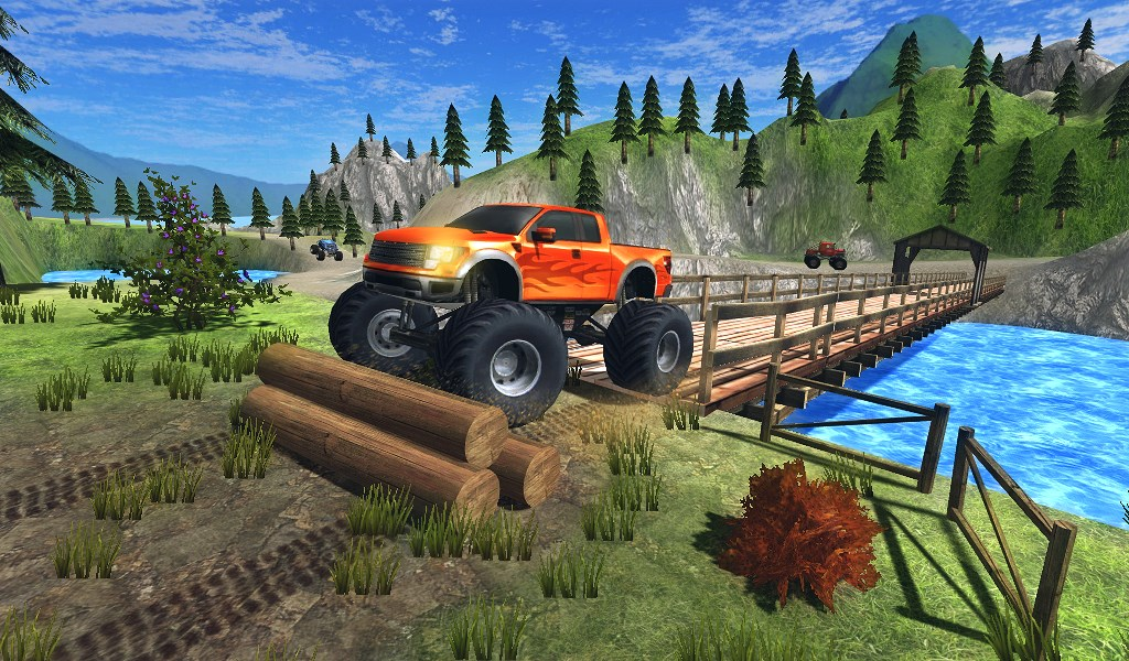 Monster Truck Driver 3D - Imagem 1 do software