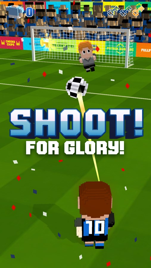 Blocky Soccer - Imagem 2 do software