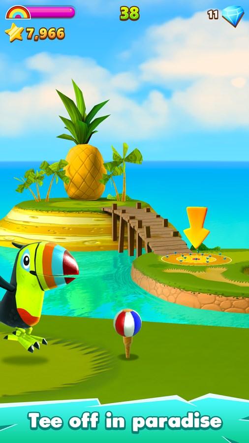 Golf Island - Imagem 1 do software