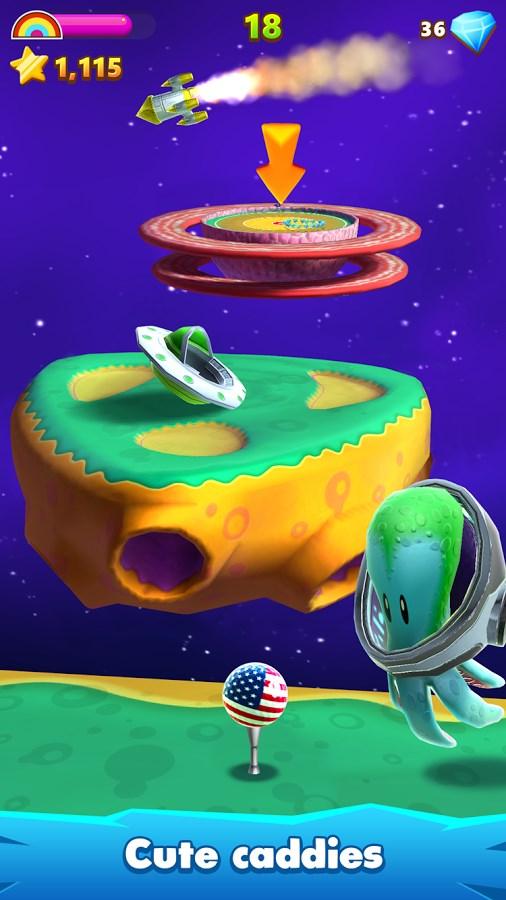 Golf Island - Imagem 2 do software