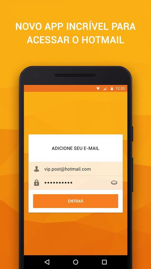 App de email para Hotmail - Imagem 1 do software