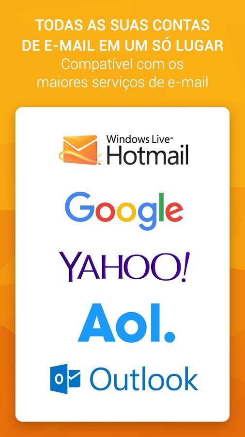 App de email para Hotmail - Imagem 2 do software