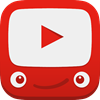 Logo YouTube Kids ícone