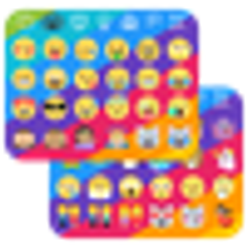 Logo Hi Emoji Keyboard ícone