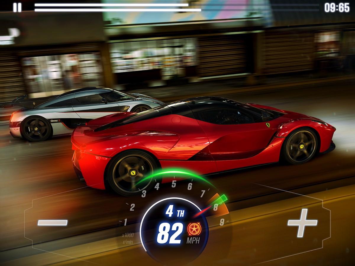 CSR Racing 2 - Imagem 1 do software