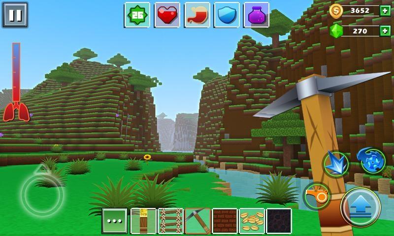 Mundo de Exploração - Craft! - Imagem 1 do software