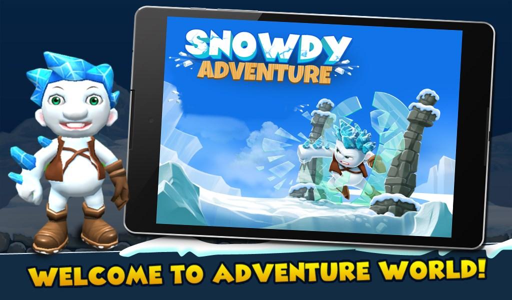 Snowdy's Adventure - Imagem 1 do software