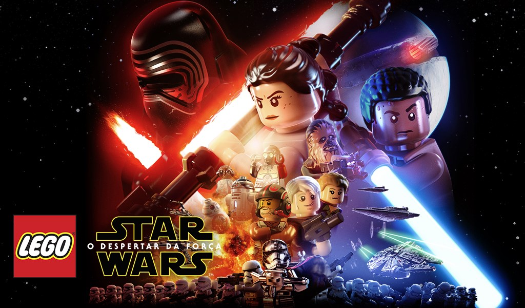 LEGO Star Wars: TFA - Imagem 2 do software