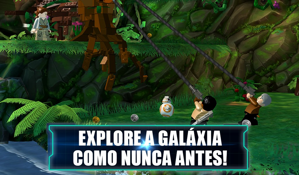 LEGO Star Wars: TFA - Imagem 4 do software