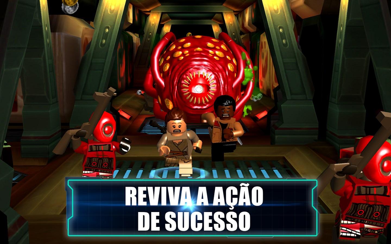 LEGO Star Wars: TFA - Imagem 1 do software