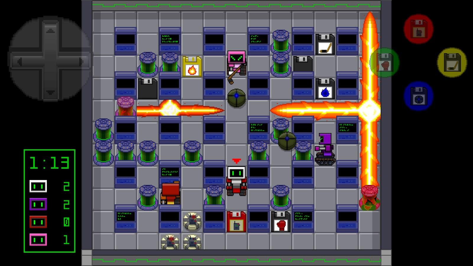 Bomber Bot Free Edition - Imagem 1 do software