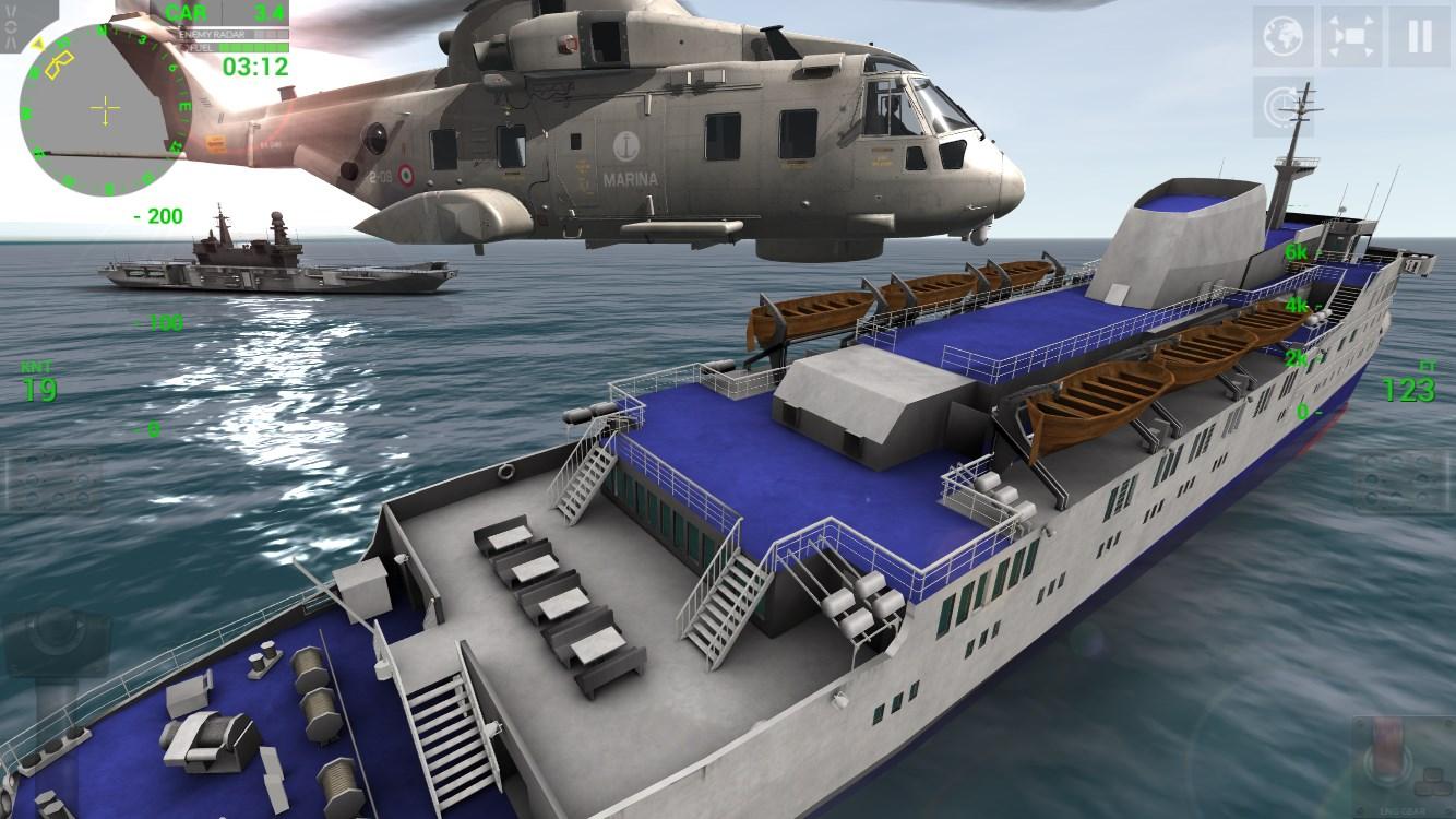 Marina Militare It Navy Sim - Imagem 3 do software